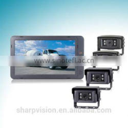 HD System-7 inches 1080p car monitor with 1080p camera for vehicle