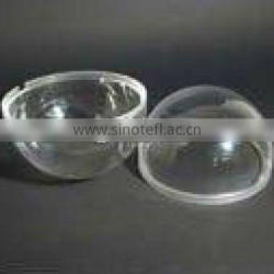 clear Acrylic Tank Turret made by thick vacuum forming