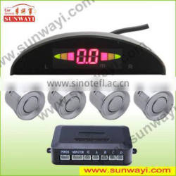 Small crescent Bi bi buzzer parking sensor system
