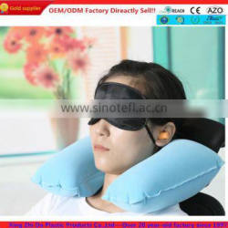 promotional inflatable headrest pillow