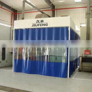 JF prep station spray booth auto repair auto repair equipment ( CE certification 2 years warranty time)