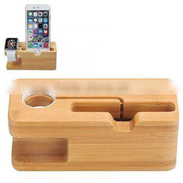 for apple watch charging stand, for apple watch stand wood, bamboo holder for apple watch