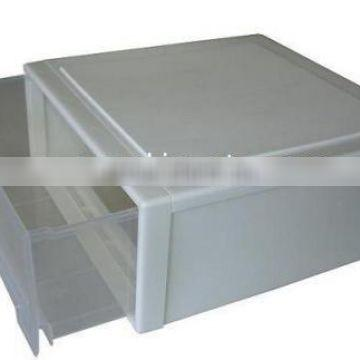 vacuum forming HDPE shell