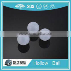 35.56mm Plastic hollow perfume roll on ball