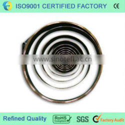 Cable reel spring