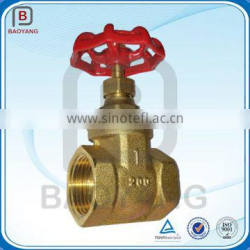 China High Quality OEM 4 Inch Brass Gate Valve