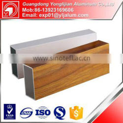 T-slot aluminium extrusion profile and other material for window door