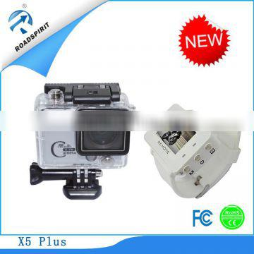 2015 new products 2.7K 50m warterproof mini action camera