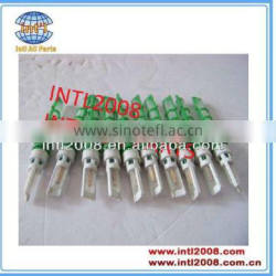 Green color auto air conditioner orifice tube Throttle valve T-top auto A/C high quality orifice tube