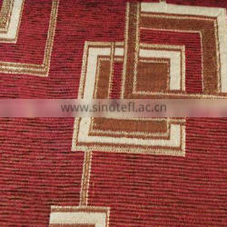 100%Poly Style furniture textile Fabric Supplier