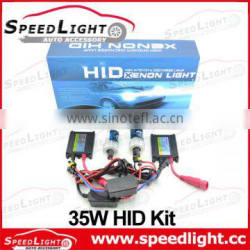 Top Selling and High Quality AC DC 12V 24V 35W 55W 75W Slim Ballast HID Kit