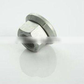 Flange nut with high quality for BPW wheel