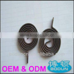 Bi-Metal Spiral For Motor Protection Switches