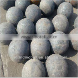 Hardness carbon steel forged ball for gold mining