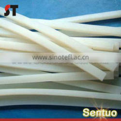 Ozone Resistant Silicone Lamp Rubber sealing Strips