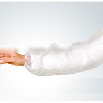 Disposable Durable white plastic Sleeve cover