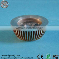 Die Cast Factory Custom Made Aluminium LED Heat sinks Die Casting