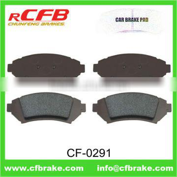 CAR BRAKE PAD FOR OPEL SINTRA
