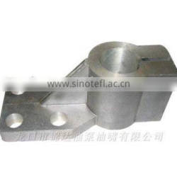Aluminum casting part for industrial equipment