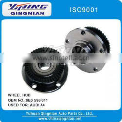 Free Wheel Hub Bearing for AUDI A4 OEM:8E0 598 611