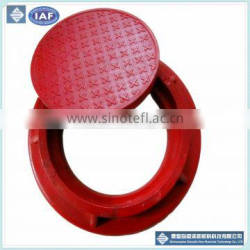 FRP Manhole cover for Electric Inspection /Fiberglass manhole cover for road /GRP manhole