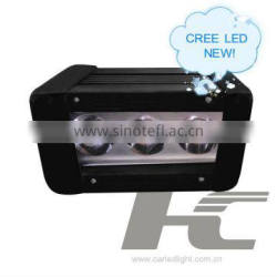 LED Driving light bars 30W New Design use carbon sensing thermal