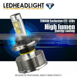 Factory supply car led h4 headlight for bubble car