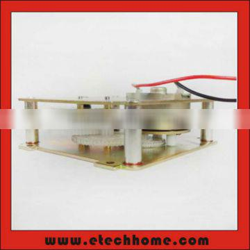 Synchronous Motor for Rotary Dining Table