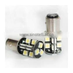 Free replacement led width lamp 1157 5050 19smd universal used auto parts car led lighting canbus error free led light