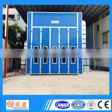 QX3000A electric heating truck paint booth for sale