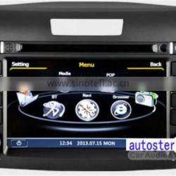 Autostereo Car Media System for CRV Car Radio with MP3 Player GPS Navigation Blurtooth CD Player