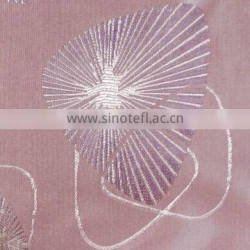 """100D 100% Polyester curtain fabric, width 110"""", shiny fabric"""
