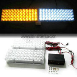 96 LEDS Vehicle LED flash Strobe light for Car Boat Truck Motorcycle