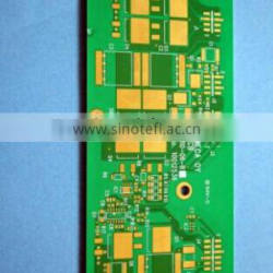 Standard Buried hole CEM-3 pcb fabrication flexible double-sided relay pcb