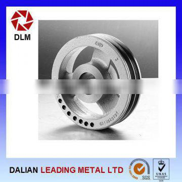 OEM Ductile Iron Spare Parts Machining for Farm Machinery