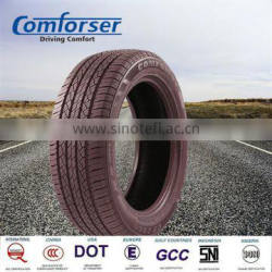 COMFORSER brand Wholesale Price 13 Inch Radial Car Tire coloured car tyres prices of car tyre