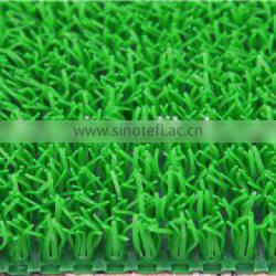 Long service life green gold- rush grass 16mm grass