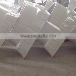durable vacuum forming extractor fan box/ factory row heat exchanger cover of plastic