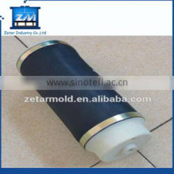 Custom silicone rubber moulding handle