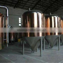 1000L beer brewing equipment, fermentor, beer brewery tanks, beer brewery equipment, boiling kettle, beer brew plant, mash tun