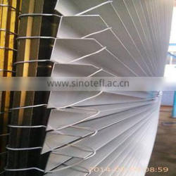 silver anodized aluminium angle profiles for decoration