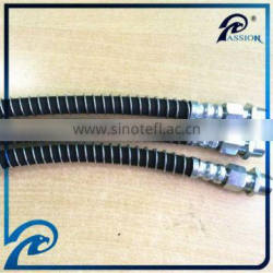 Fiber Braided SAE J1402 Flexible Rubber Air Brake Hose Assembly of motorycle