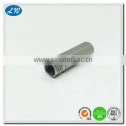 OEM high quality stainless steel hexagon shaft with low price from dongguan