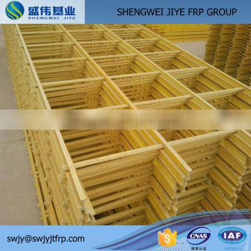 High strength , Corrosion resistant and fire resistant frp profile