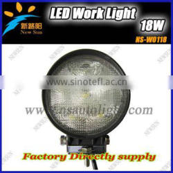 Led Working Lights Bright 18w Led Work Light For Trucks 4x4 Auto Led Working Lamp 12v 24v