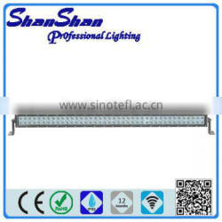 New model 240w spot and floodbeam Led Light bar 240w led work light off road led light bar SS-11240