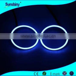 New Products Car LED Headlight Angle eye COB LED angel eyes rings LED Decorative Lights angel rings