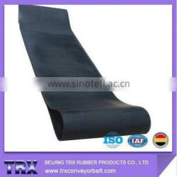 Good price endless rubber conveyor belt made with joint of canvas fabric layer in China