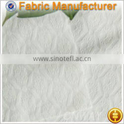 Onway Textile jacquard fabric/100%woven jacquard fbaric /ss15 popular jacquard fabric for blouse