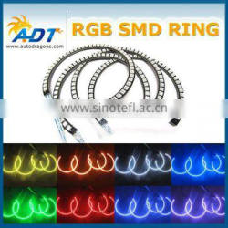 RGB LED Multi Color Halo Rings